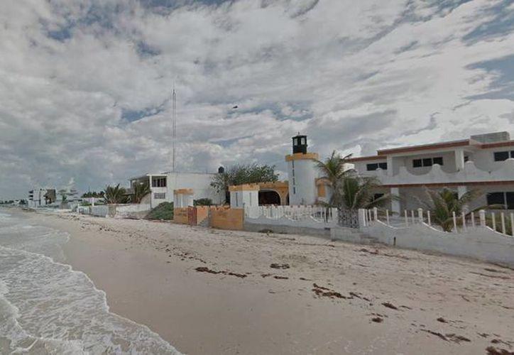 El acusado ofreció un departamento en Chicxulub Puerto, por el que que la afectada pagó la cantidad de por el que pagó la cantidad de tres millones 916 mil 178 pesos, en in convenio de compraventa. (Google maps)