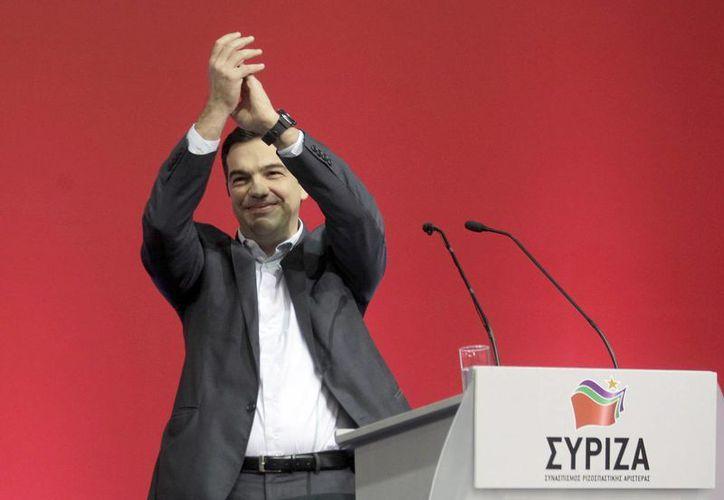 Alexis Tsipras ha prometido sacar a Grecia del curso reformista. (EFE)