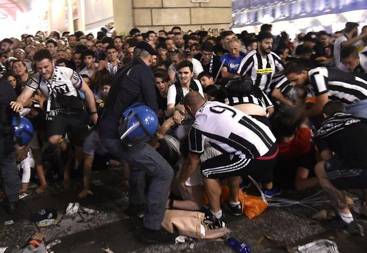 El Real Madrid ha vencido por 4 a 1 a la Juventus de Italia en la final de la Liga de Campeones. (Foto: RT)
