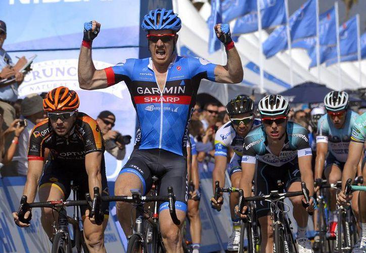 La edición 2015 del Tour de France, tendrá una competencia reñida esta vez, la fotografía es de contexto. (AP)