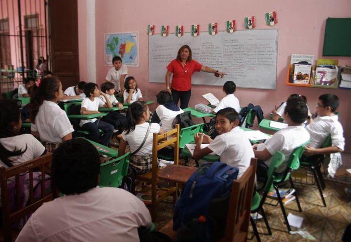 La media nacional del índice de alumnos que aprueban la materia de matemáticas es de 50%. Yucatán está por debajo de la media. (Milenio Novedades)