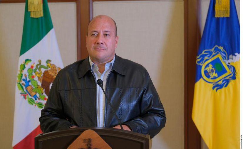 Gobernador de Jalisco, Enrique Alfaro / Agencia Reforma