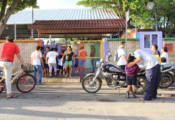 Las escuelas de Mérida que se sumaron al paro se ubican principalmente en el oriente de la ciudad. (José Acosta/SIPSE)