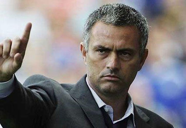Mourinho no ha tenido una mala temporada al frente del Madrid. (Foto: Agencias)