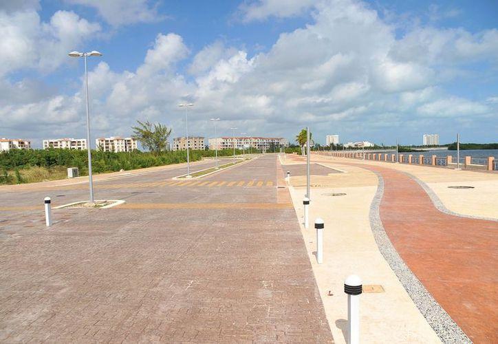 Los terrenos del Malecón se empezaron a vender desde 2010. (Jesús Tijerina)