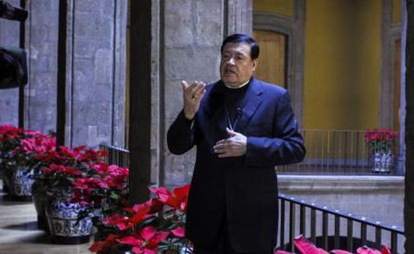 """Rivera Carrera incurrió en una """"injustificada omisión jurídica"""", por lo que le resultaría una responsabilidad penal. (El Financiero)"""