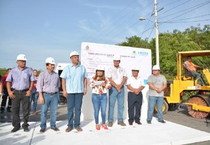 En total se repavimentarán 44 mil 802 metros cuadrados y el beneficio será para 18 mil 233 habitantes. (Foto: Redacción/SIPSE)