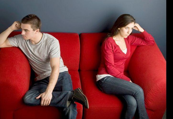 Estas frases pueden indicar el fin de una relación. (Contexto/Internet)