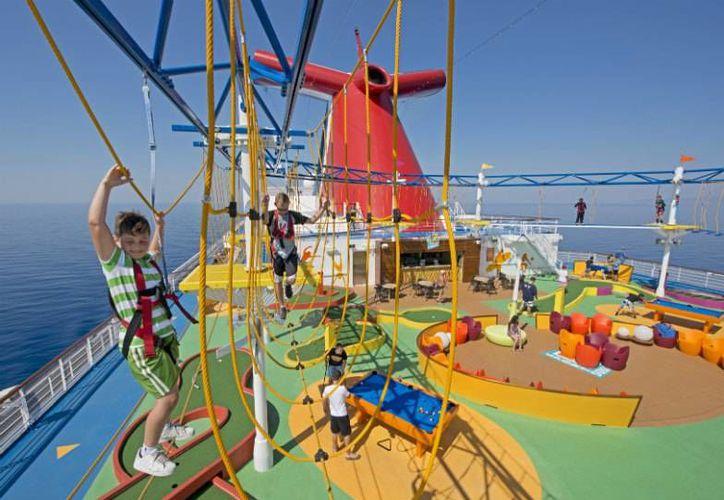 Los cruceros llegarán del 9 al domingo15 de noviembre de 2015. (Redacción/SIPSE)