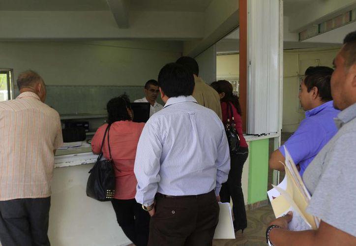 El pago del impuesto predial servirá para brindar mejores servicios a la población. (Harold Alcocer/SIPSE)