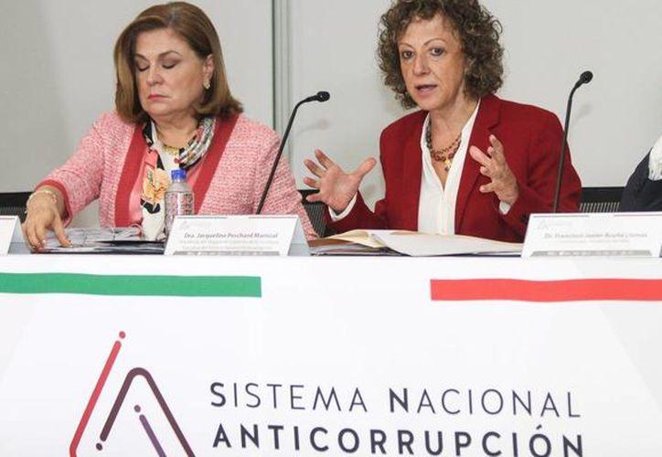 El Comité de Participación Ciudadana, y la Secretaría Ejecutiva del Sistema Nacional Anticorrupción dieron a conocer el inicio de la consulta. (Cuartoscuro)