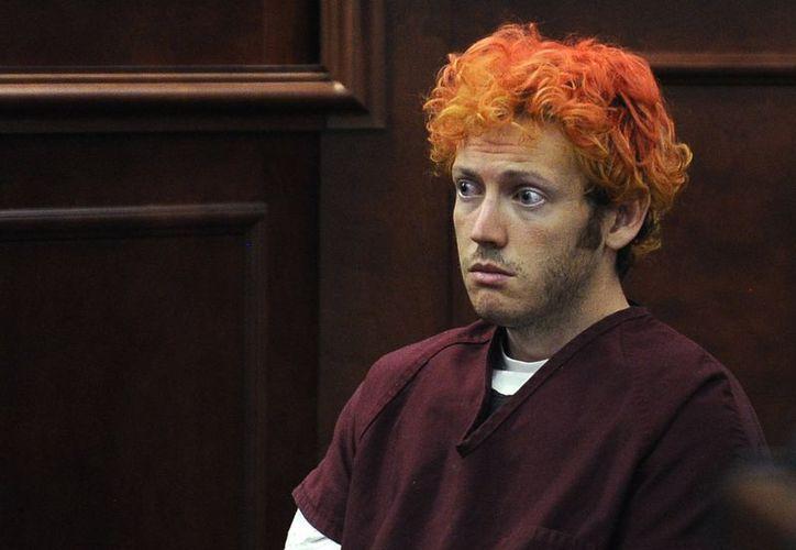 Sobre James Holmes pesan más de 160 acusaciones, incluyendo asesinato e intento de asesinato. (Agencias)