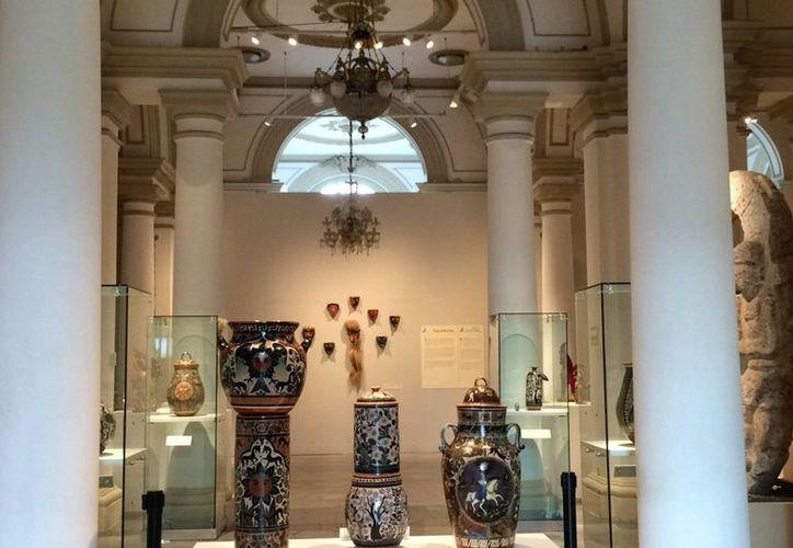 El Museo 'Palacio Cantón' fue abierto por primera vez en 1871. (Fotos: Notimex)
