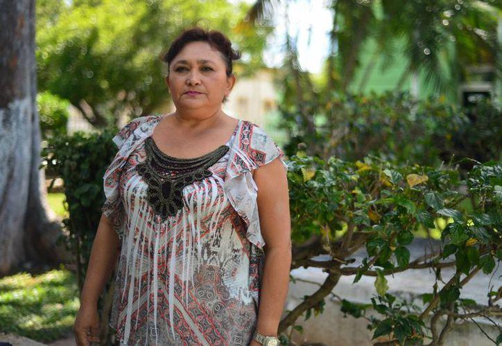 """""""Con 23 años en el área de la salud estoy agradecida con Dios, con la vida y por la confianza de los profesionales"""", dijo  la doctora Maricela Magaña. (Milenio Novedades)"""