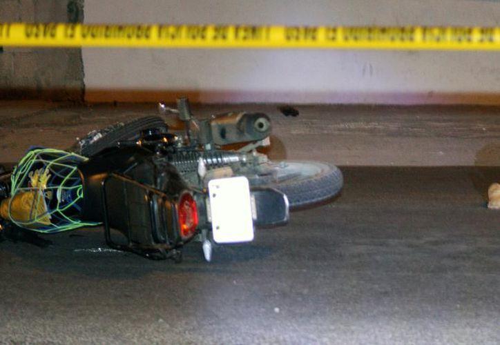 En Yucatán han muerto 162 personas en accidentes viales ocurridos en este año: 66 motociclistas, 20 ciclistas, 32 pasajeros, 15 conductores y 29 peatones. (Milenio Novedades)