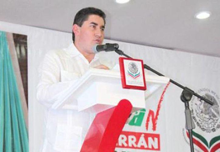 Esteban Albarrán Mendoza rendirá este miércoles protesta como alcalde de Iguala. (elfinanciero.com.mx)