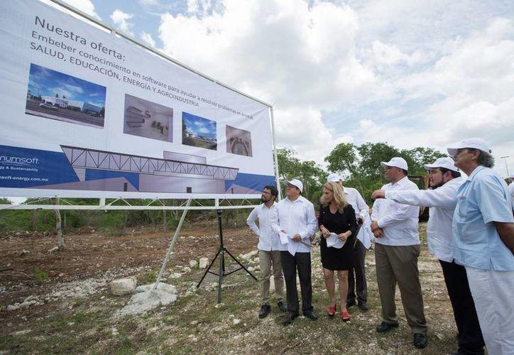 En su primera etapa, el edificio del Grupo Plenum abarcará un total de 1.5 hectáreas y reunirá el talento de más de 250 empleados. (Cortesía)