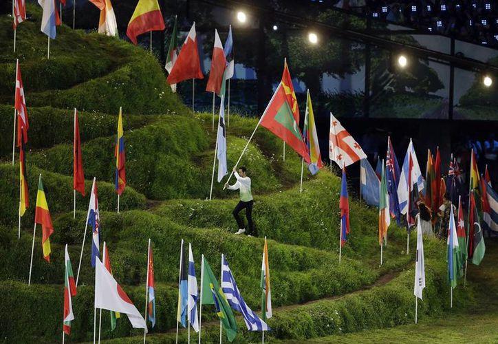 La bandera de India no ha faltado en una justa olímpica desde Barcelona 1992. (Foto: Archivo/Agencias)