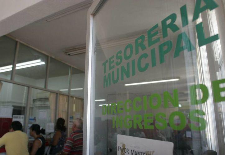 Contraloría municipal continúa con las indagatorias en diferentes secretarías del Ayuntamiento. (Archivo/SIPSE)