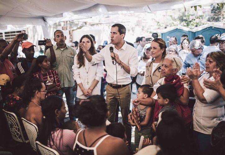 Juan Guaidó (Foto: Twitter/@jguaido)
