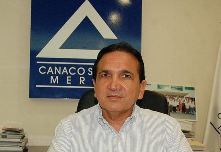 José Manuel López Campos dijo que se prevé incentivar las ventas en los negocios del Centro Histórico. (Milenio Novedades)