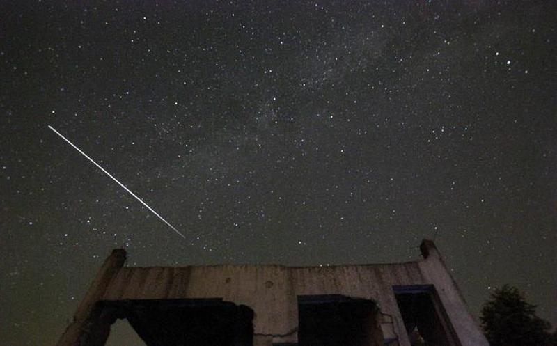 Visibles este mes dos lluvias de estrellas: las Táuridas y las Leónidas