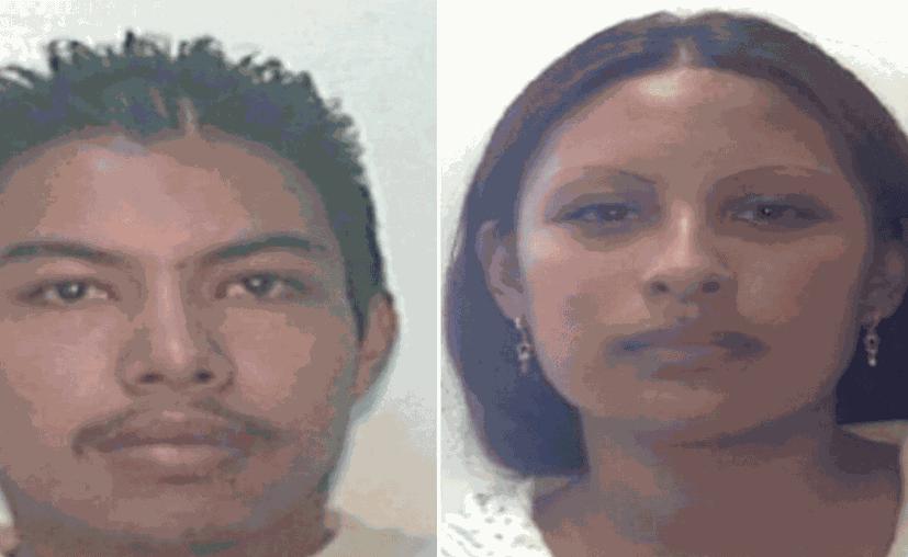 La SSA dio a conocer las fotografías de las dos personas identificadas como posibles autores del secuestro y asesinato de Fátima. (Foto: Fuente Fiscalía General de Justicia de la CDMX).