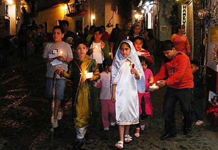 Se preparan los nueve días previos a la celebración de la Navidad, por lo que aún es tiempo para vivirlas de una manera cristiana. (Milenio Novedades)