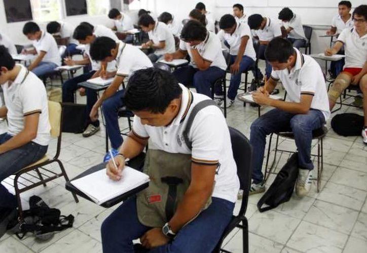 Entre los centros participantes se encuentran: Ateneo de Mérida, Cobay Plantel Progreso, Escuela Miguel Ángel y Telebachillerato, entre otros. (SIPSE)