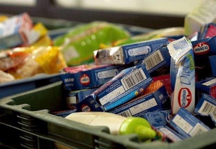 En Francia se desperdician entre 20 y 30 kilos de comida por persona al año. Imagen de contexto. (Archivo/Agencias)