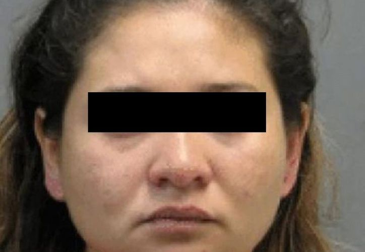 Mayda Edit Rivera fue sentenciada a tres años de prisión por haber envenenado a sus compañeros. (Excélsior).
