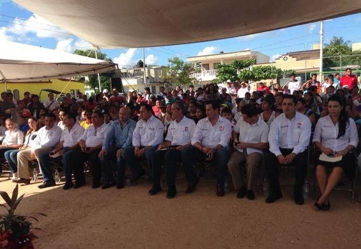 Con esta obra se beneficiarán más de 60 mil cancunenses. (Redacción/SIPSE)
