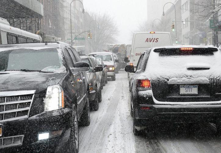 El sistema de rastreo de placas ayudaría a localizar vehículos involucrados en delitos. (EFE)
