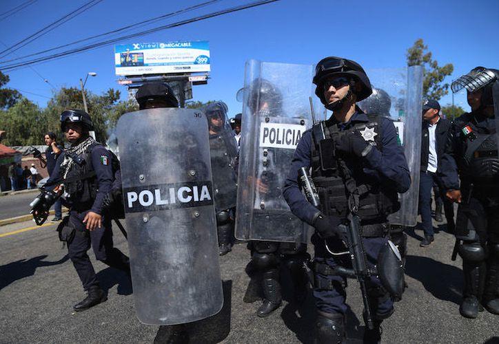 Los hechos provocaron severas críticas hacia el Gobernador y su policía. (Foto: Sin Embargo)