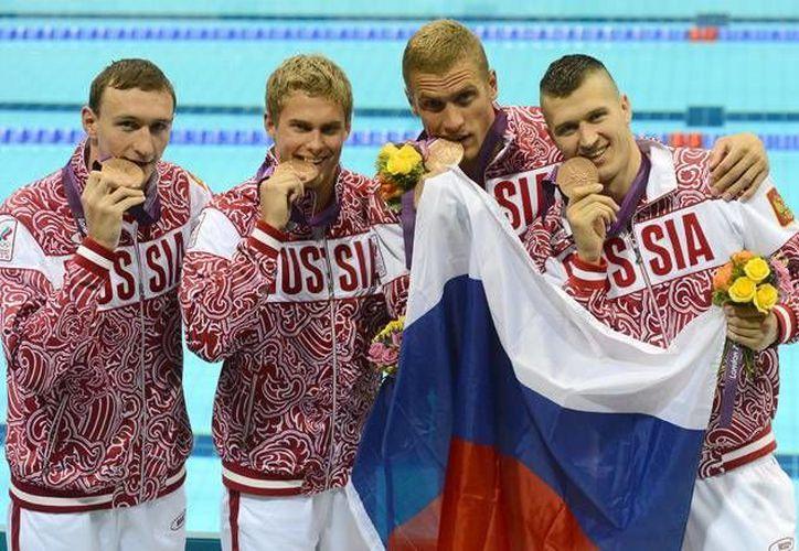 La natación de Rusia estaría ante un escándalo de grandes proporciones que involucra a directivos y deportistas en un extenso sistema de doping. (Imagen de contexto tomada de livejournal.com)