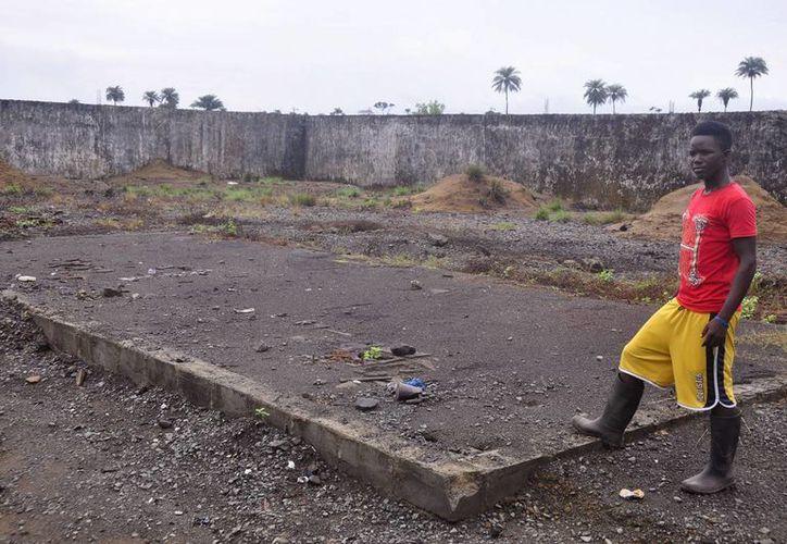La Organización Mundial de la Salud investiga un nuevo caso de ébola en Liberia. (AP)