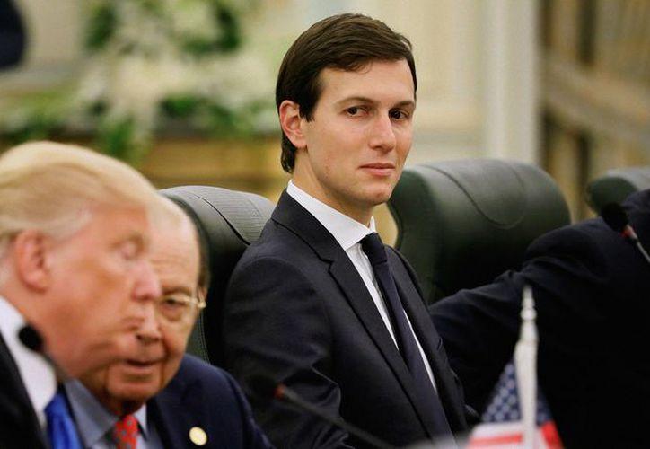 Jared Kushner, asesor y yerno de Donald Trump, se reunirá también con el canciller Luis Videgaray. (Reuters)