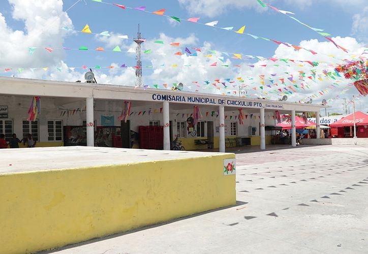 Las autoridades de Chicxulub Puerto han solicitado su separación del territorio progreseño, con la intención de solventar sus graves carencias. (Jorge Acosta/Milenio Novedades)