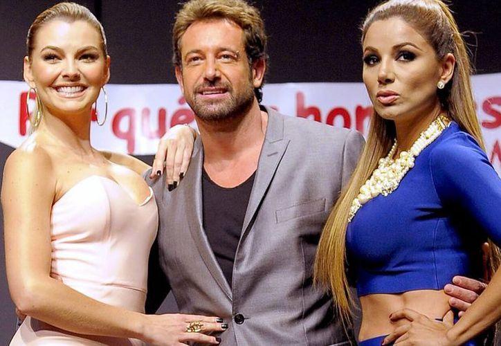 El elenco está conformado por las actrices Moarjorie De Sousa, Aleida Nuñez y  el actor Gabriel Soto. (Contexto/Internet)