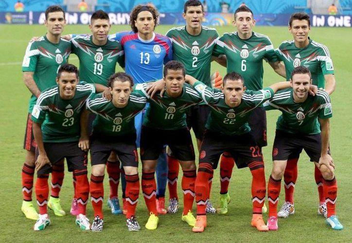 La selección mexicana tendrá partidos de preparación de cara a la Copa Oro y la Copa América. (Facebook)