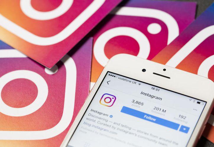 Instagram ya había probado en meses anteriores en algunos usuarios esta nueva función. (Contexto/Internet).