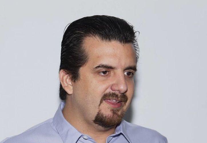 Carlos Medina  Rodríguez, titular de la Canadei-Yuctán (SIPSE)