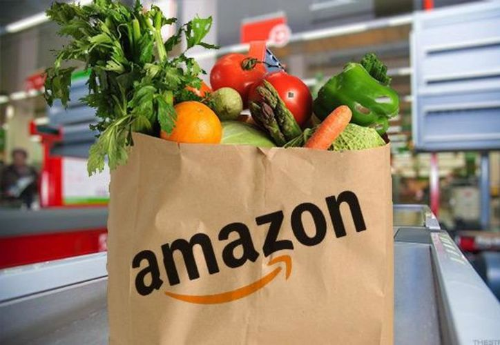 Amazon ya comenzó a vender productos alimenticios en México. (mouse.latercera.com)