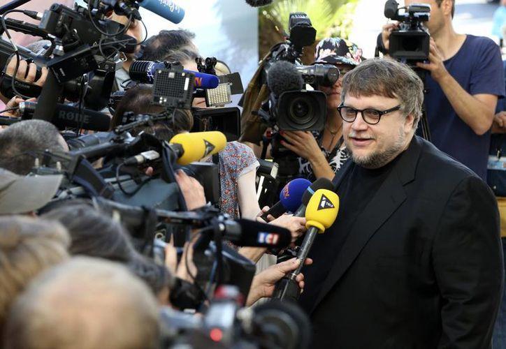 Panamá exhibirá por primera vez 3 filmes en el Festival de cine de Cannes. En la foto, el cineasta mexicano Guillermo del Toro. (Foto: AP)