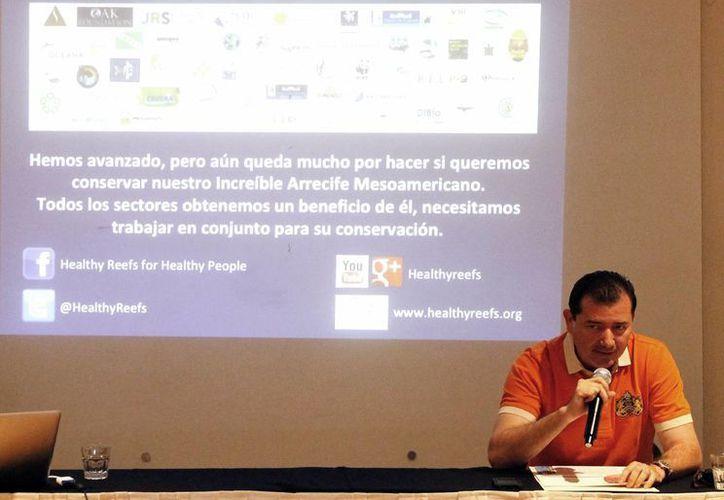 Prevén iniciar con el proyecto en las dependencias en junio. (Francisco Gálvan/SIPSE)