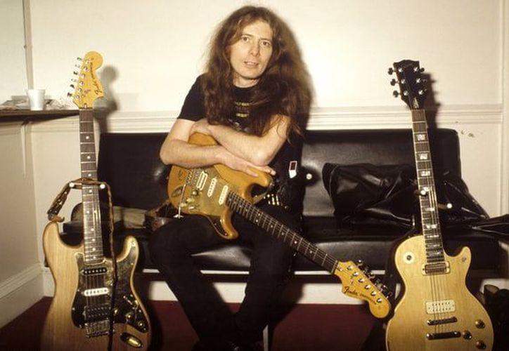 Eddie era el último superviviente de la alineación clásica de Motörhead. (Foto: Internet)