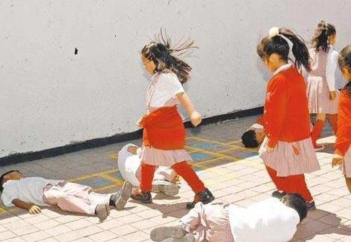 Los menores reciben atención en las Aldeas Infantiles. (milenio.com)
