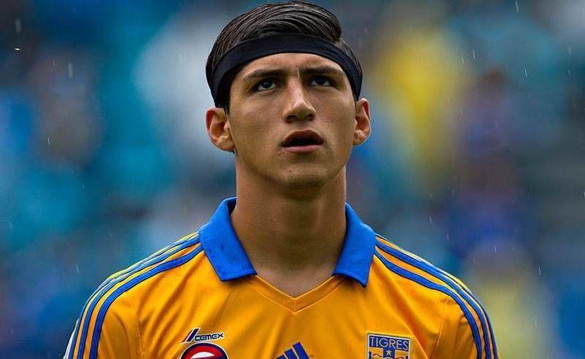 La carrera de Alan Pulido está estancada desde hace meses. El jugador de 23 años ya incluso jugó con la Selección Nacional y acudió al Mundial de Brasil. (enelareachica.com/Foto de archivo)