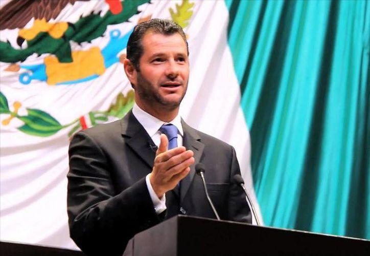 El diputado panista de Guanajuato Juan Carlos Muñoz Márquez ha estado envuelto en varias polémicas: la más reciente, su 'bajo ingreso' como legislador. (1080.plus)