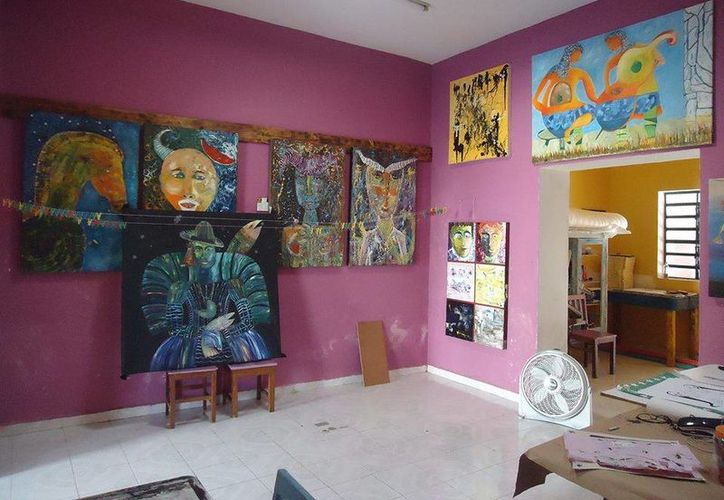 El taller gráfico estará ubicado en  la calle  44 No. 502 x 61 de la Col. Centro, en la capital yucateca. (Cortesía)